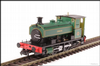 Hattons H4-AB14-003 Andrew Barclay 0-4-0ST 14 2134 Coronation in lined green